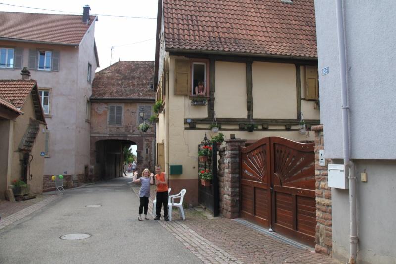 Le Marathon du Vignoble d'Alsace du 18 et 19 juin 2011:et c'est parti pour la 7ème édition qui passera bien entendu par Wangen! 49310