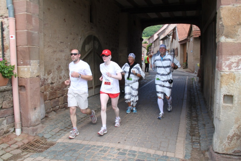 Le Marathon du Vignoble d'Alsace du 18 et 19 juin 2011:et c'est parti pour la 7ème édition qui passera bien entendu par Wangen! 49410