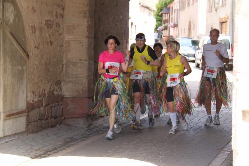 Le Marathon du Vignoble d'Alsace du 18 et 19 juin 2011:et c'est parti pour la 7ème édition qui passera bien entendu par Wangen! 49810