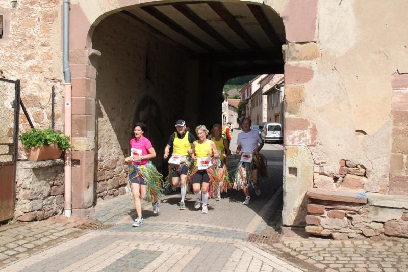 Le Marathon du Vignoble d'Alsace du 18 et 19 juin 2011:et c'est parti pour la 7ème édition qui passera bien entendu par Wangen! 49910