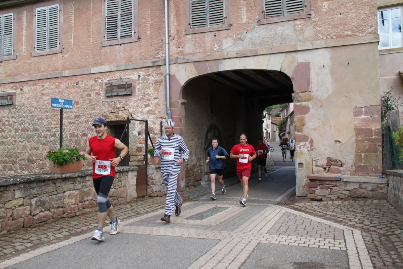 Le Marathon du Vignoble d'Alsace du 18 et 19 juin 2011:et c'est parti pour la 7ème édition qui passera bien entendu par Wangen! 50310