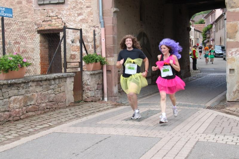 Le Marathon du Vignoble d'Alsace du 18 et 19 juin 2011:et c'est parti pour la 7ème édition qui passera bien entendu par Wangen! 50610