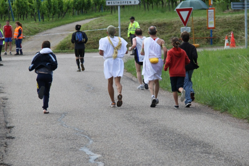 Le Marathon du Vignoble d'Alsace du 18 et 19 juin 2011:et c'est parti pour la 7ème édition qui passera bien entendu par Wangen! 52710