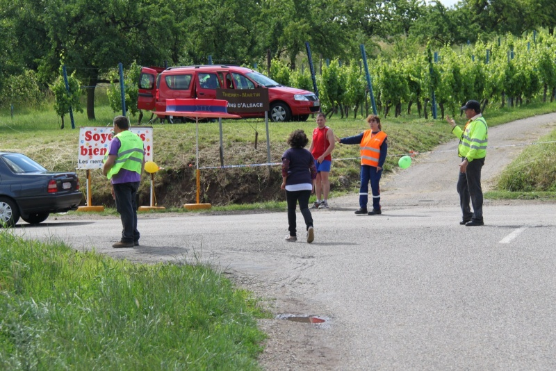 Le Marathon du Vignoble d'Alsace du 18 et 19 juin 2011:et c'est parti pour la 7ème édition qui passera bien entendu par Wangen! 53010