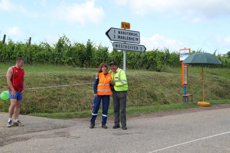 Le Marathon du Vignoble d'Alsace du 18 et 19 juin 2011:et c'est parti pour la 7ème édition qui passera bien entendu par Wangen! 53810
