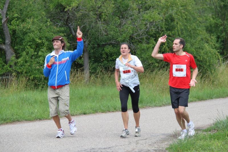 Le Marathon du Vignoble d'Alsace du 18 et 19 juin 2011:et c'est parti pour la 7ème édition qui passera bien entendu par Wangen! 57010