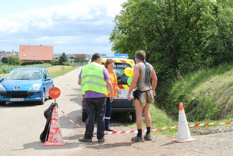 Le Marathon du Vignoble d'Alsace du 18 et 19 juin 2011:et c'est parti pour la 7ème édition qui passera bien entendu par Wangen! 57410