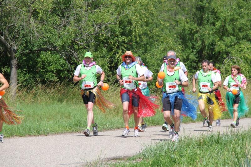 Le Marathon du Vignoble d'Alsace du 18 et 19 juin 2011:et c'est parti pour la 7ème édition qui passera bien entendu par Wangen! 57810