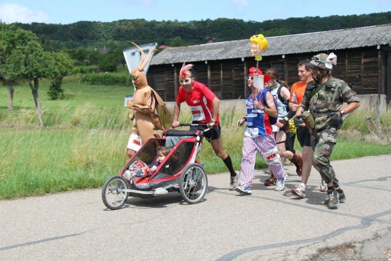 Le Marathon du Vignoble d'Alsace du 18 et 19 juin 2011:et c'est parti pour la 7ème édition qui passera bien entendu par Wangen! 59110