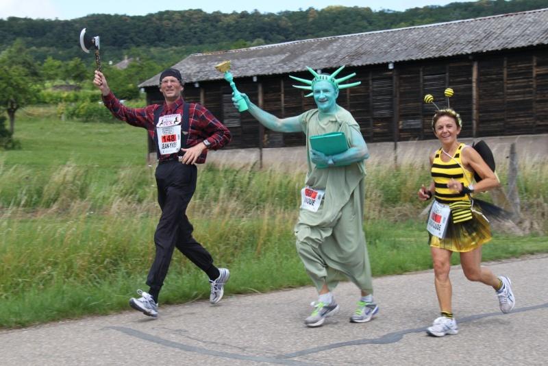 Le Marathon du Vignoble d'Alsace du 18 et 19 juin 2011:et c'est parti pour la 7ème édition qui passera bien entendu par Wangen! 59310
