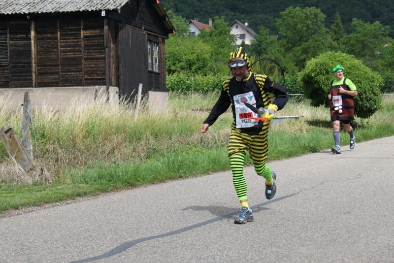 Le Marathon du Vignoble d'Alsace du 18 et 19 juin 2011:et c'est parti pour la 7ème édition qui passera bien entendu par Wangen! 59510
