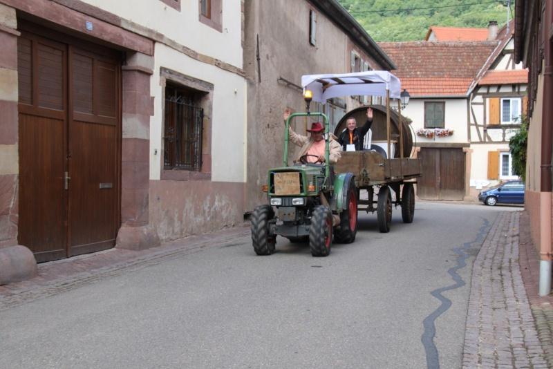 Le Marathon du Vignoble d'Alsace du 18 et 19 juin 2011:et c'est parti pour la 7ème édition qui passera bien entendu par Wangen! 60410