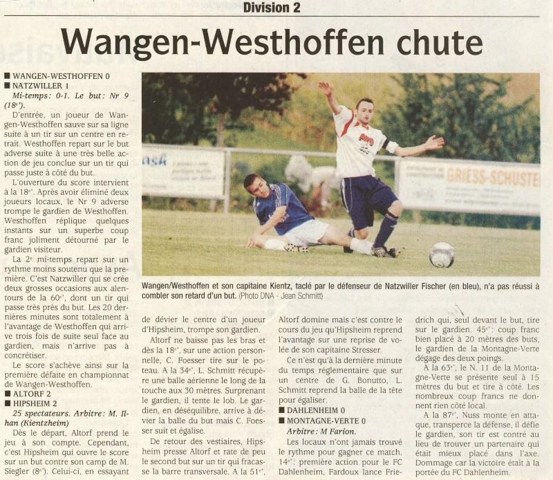 L e FC Wangen Westhoffen Image111