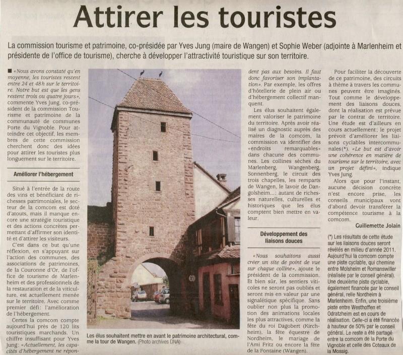 Projet tourisme et patrimoine de la porte du Vignoble Image127