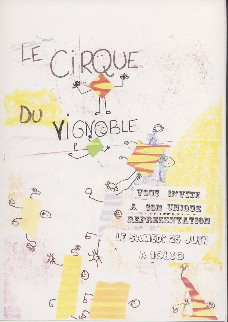 cirque - Le Cirque Du Vignoble à Wangen le samedi 25 juin 2011 à 10h30 Image145