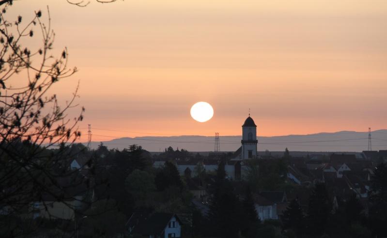 Lever de soleil d'avril sur Marlenheim depuis les hauteurs de Wangen Img_2727