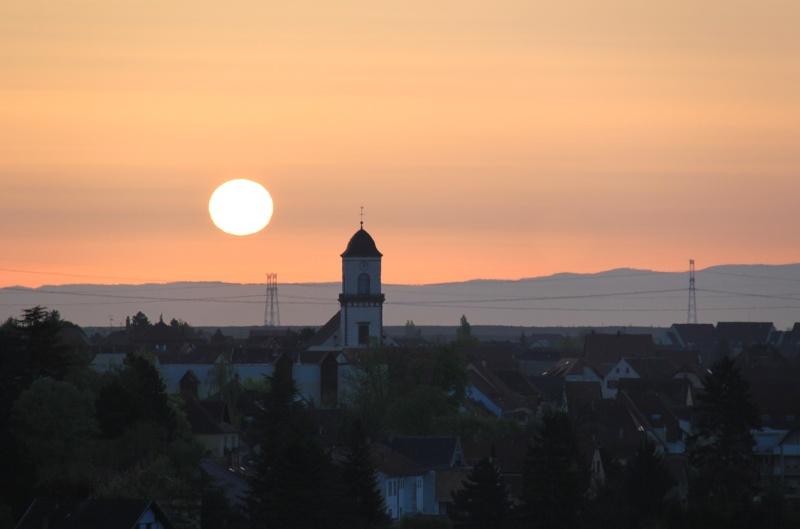 Lever de soleil d'avril sur Marlenheim depuis les hauteurs de Wangen Img_2729