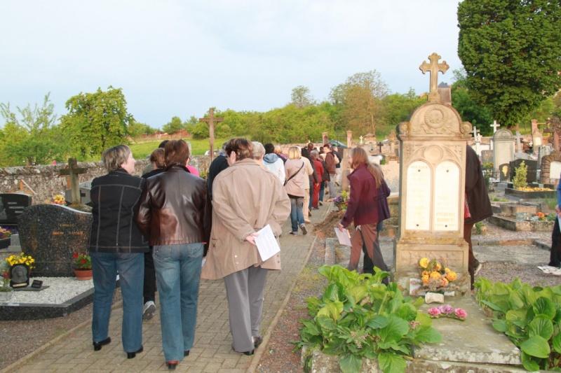 Fêtons Pâques Ensemble,Paroisses catholique et protestante de Wangen,dimanche 24 avril 2011 à 7h. Img_3134