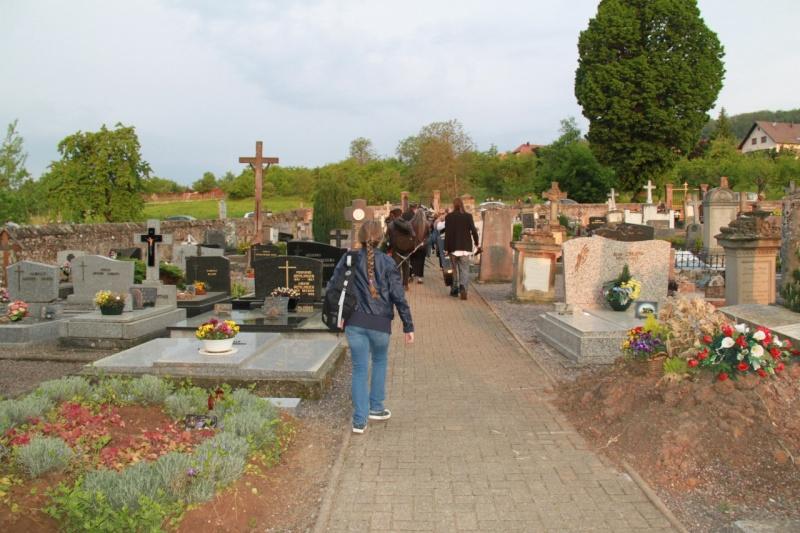 Fêtons Pâques Ensemble,Paroisses catholique et protestante de Wangen,dimanche 24 avril 2011 à 7h. Img_3137
