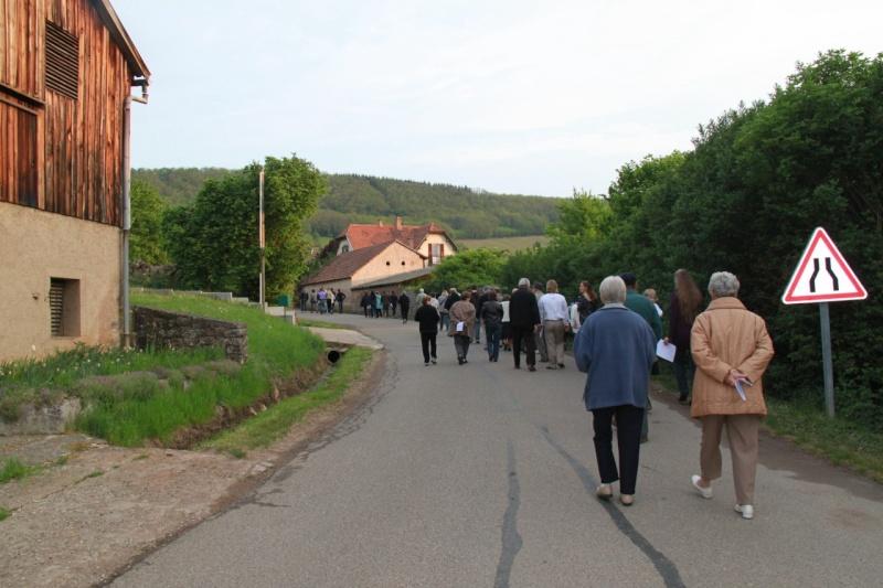Fêtons Pâques Ensemble,Paroisses catholique et protestante de Wangen,dimanche 24 avril 2011 à 7h. Img_3139