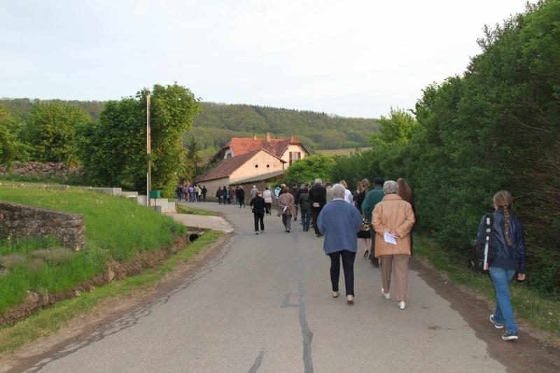 Fêtons Pâques Ensemble,Paroisses catholique et protestante de Wangen,dimanche 24 avril 2011 à 7h. Img_3141