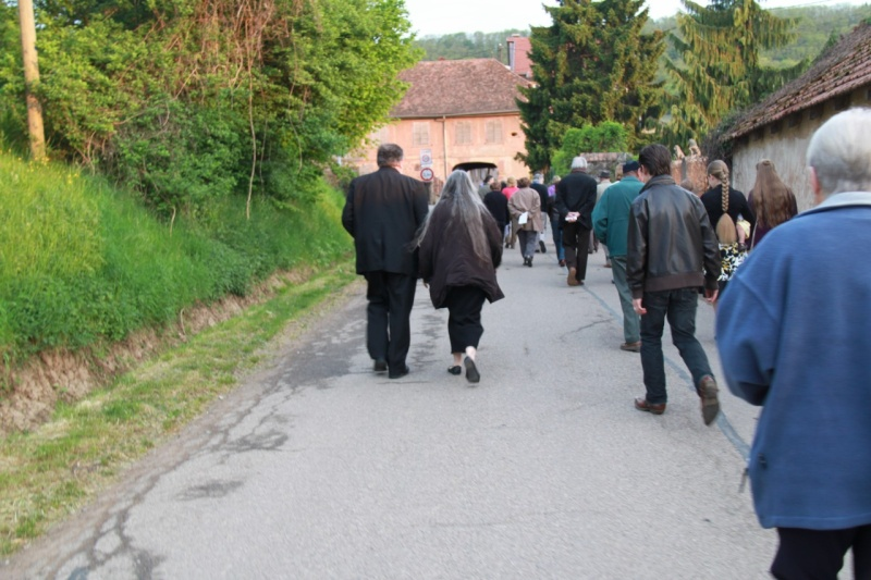 Fêtons Pâques Ensemble,Paroisses catholique et protestante de Wangen,dimanche 24 avril 2011 à 7h. Img_3142