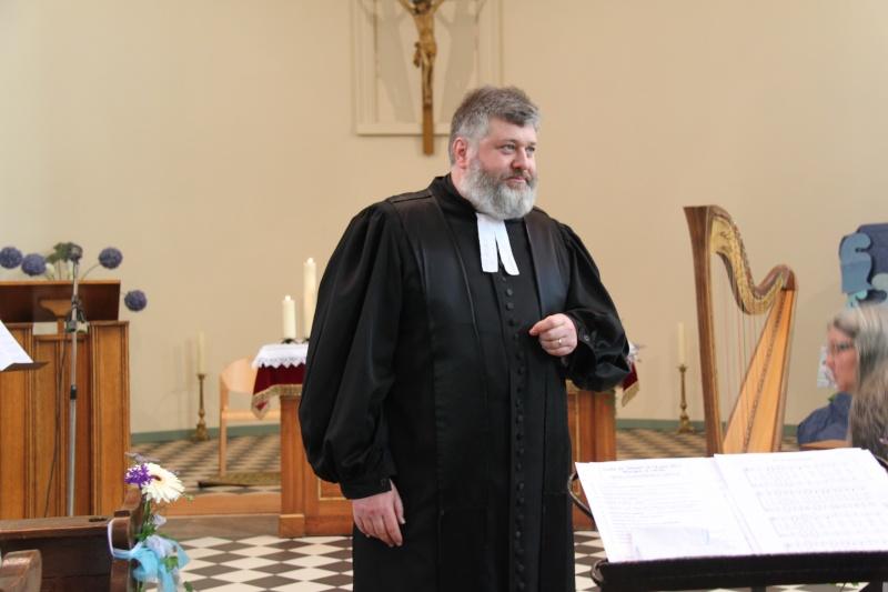 Culte de départ du Pasteur Claude Mourlam le 19 juin 2011 à 14h30 à l'église de Wangen Img_4610