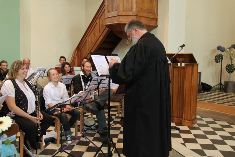 Culte de départ du Pasteur Claude Mourlam le 19 juin 2011 à 14h30 à l'église de Wangen Img_4616