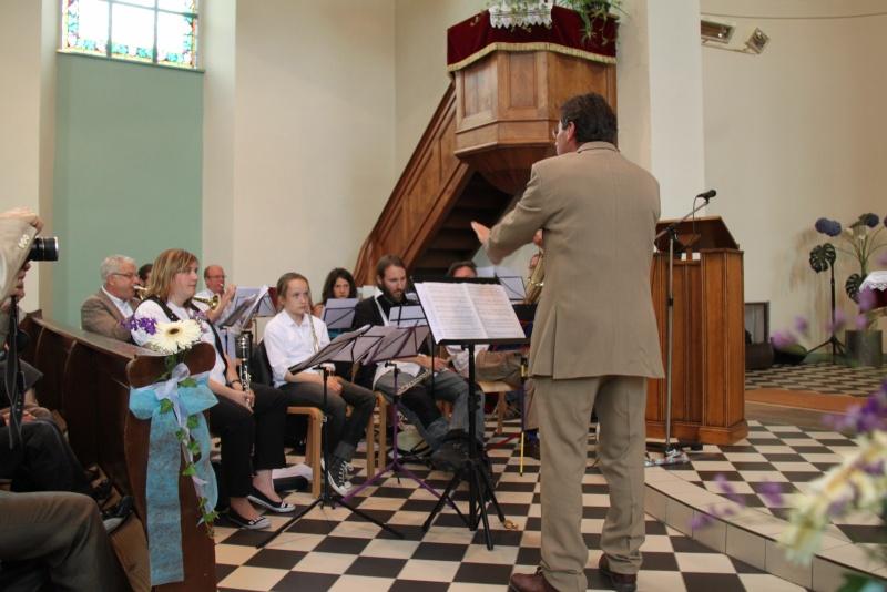 Culte de départ du Pasteur Claude Mourlam le 19 juin 2011 à 14h30 à l'église de Wangen Img_4720