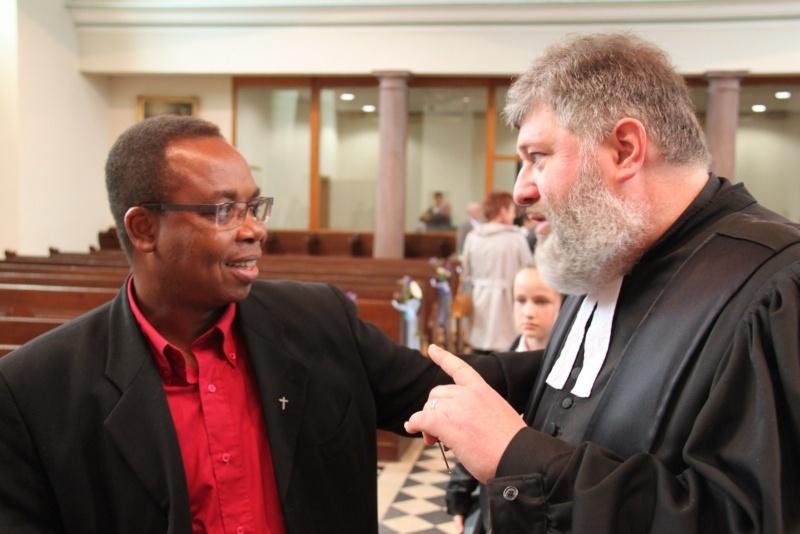 Culte de départ du Pasteur Claude Mourlam le 19 juin 2011 à 14h30 à l'église de Wangen Img_4745