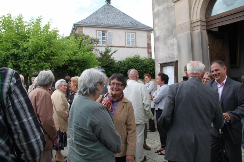 Culte de départ du Pasteur Claude Mourlam le 19 juin 2011 à 14h30 à l'église de Wangen Img_4749