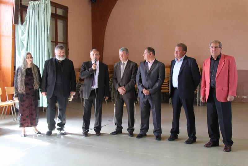 Culte de départ du Pasteur Claude Mourlam le 19 juin 2011 à 14h30 à l'église de Wangen Img_4810