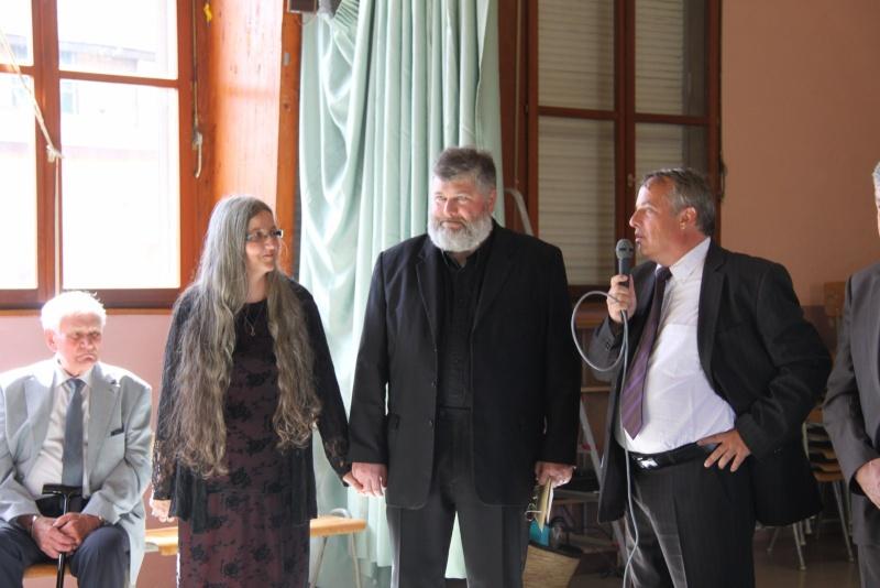 Culte de départ du Pasteur Claude Mourlam le 19 juin 2011 à 14h30 à l'église de Wangen Img_4811