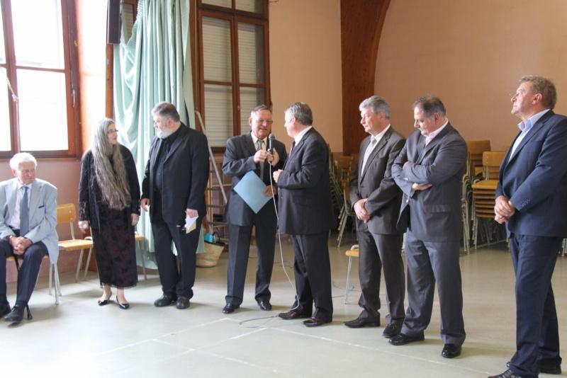 Culte de départ du Pasteur Claude Mourlam le 19 juin 2011 à 14h30 à l'église de Wangen Img_4814