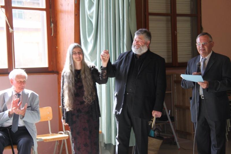 Culte de départ du Pasteur Claude Mourlam le 19 juin 2011 à 14h30 à l'église de Wangen Img_4816