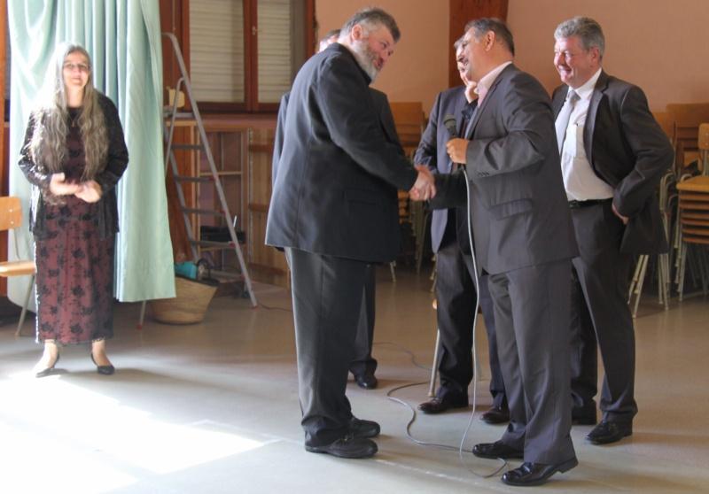 Culte de départ du Pasteur Claude Mourlam le 19 juin 2011 à 14h30 à l'église de Wangen Img_4819