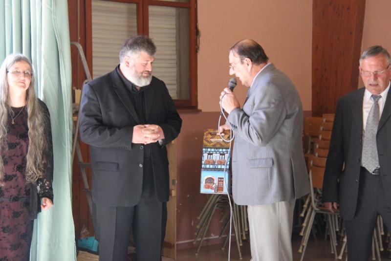 Culte de départ du Pasteur Claude Mourlam le 19 juin 2011 à 14h30 à l'église de Wangen Img_4820