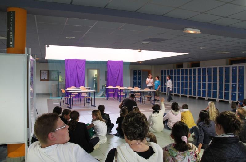 L'atelier théâtre du collège Gréoire de Tours de Marlenheim vous présente Oedipe  schlac schlac le jeudi 23 juin 2011à 20h30 Img_4913