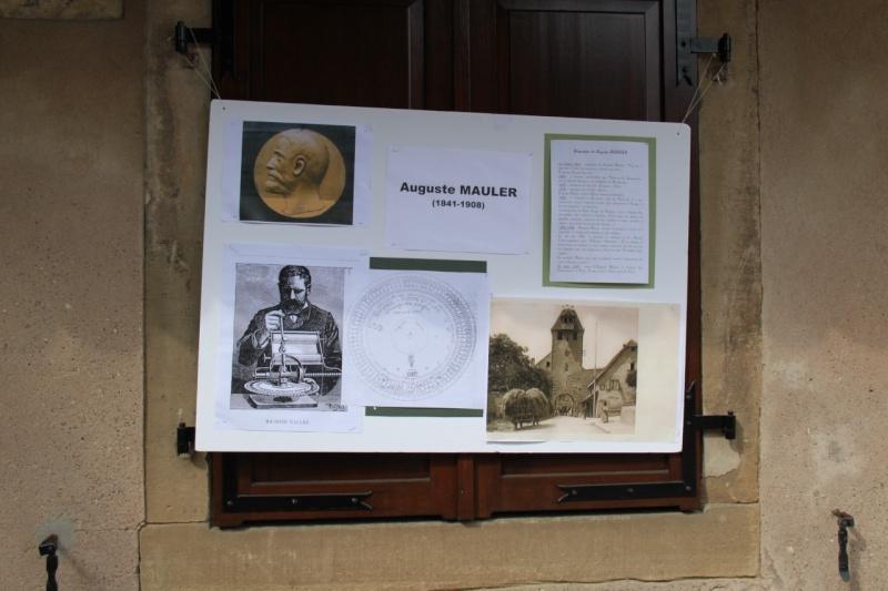 Journées européennes du patrimoine 18 et 19 septembre 2010 à Wangen Img_9619