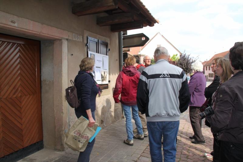 Journées européennes du patrimoine 18 et 19 septembre 2010 à Wangen Img_9621