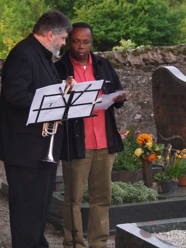 Fêtons Pâques Ensemble,Paroisses catholique et protestante de Wangen,dimanche 24 avril 2011 à 7h. Talach11