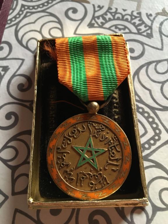 Trouvaille du jour dont une médaille pas courante ... 09360710
