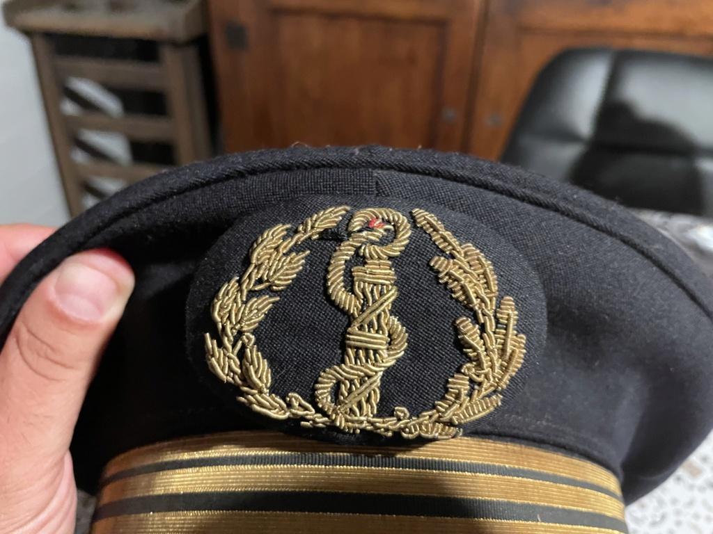 Casquette de la marine  0c8e1110