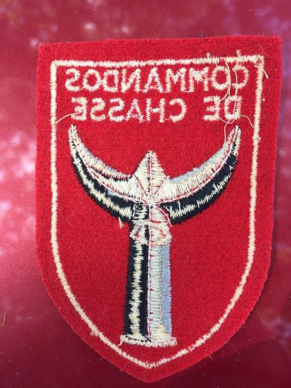 patch commando de chasse  15828c10