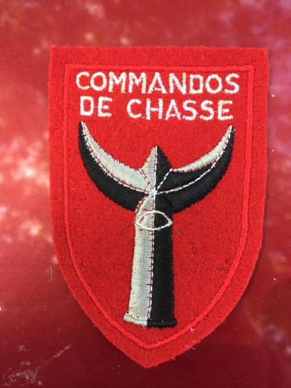 patch commando de chasse  28efbb10