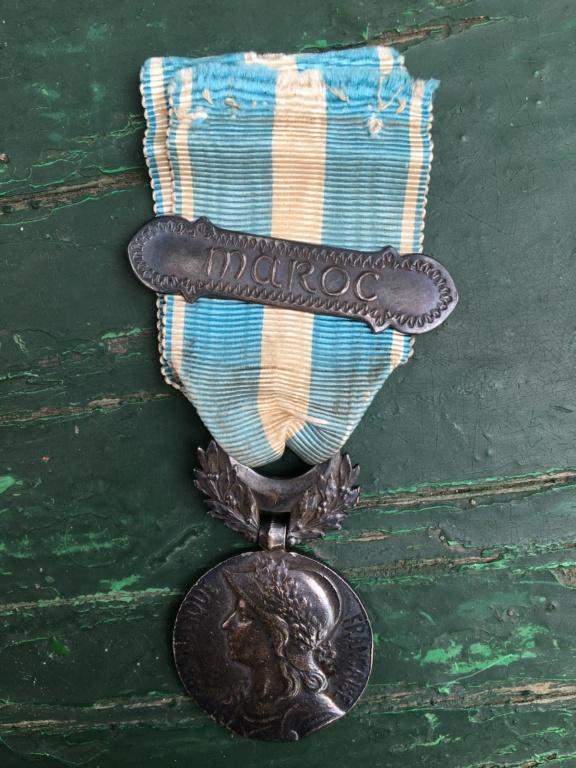 Médaille du Maroc  5df5ac10