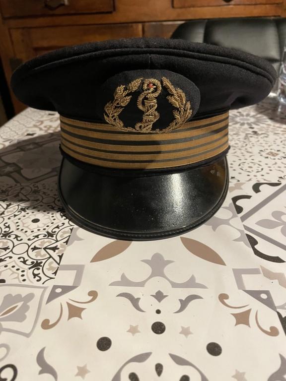 Casquette de la marine  838a9c10