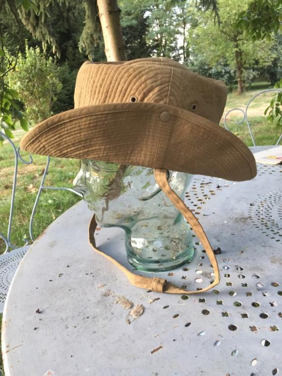 Chapeau de brousse indo 848edd10