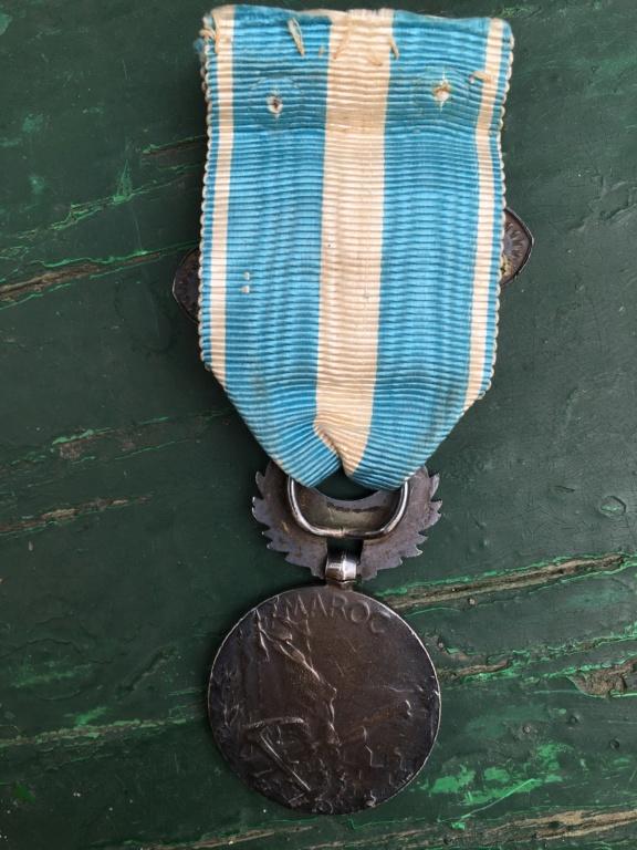 Médaille du Maroc  8ac44210
