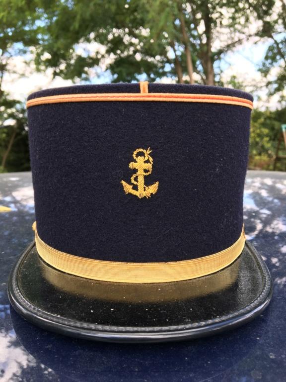 Képi colo ou troupe de marine  8f95a610